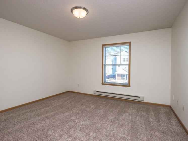 Stonebridge Apartments | 1 Bedroom Plan B | Bedroom