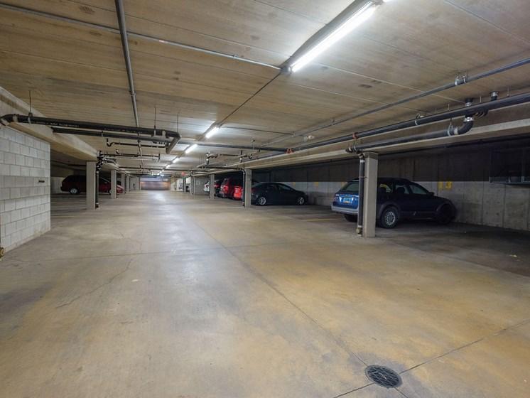 Stonebridge Apartments | Underground Parking