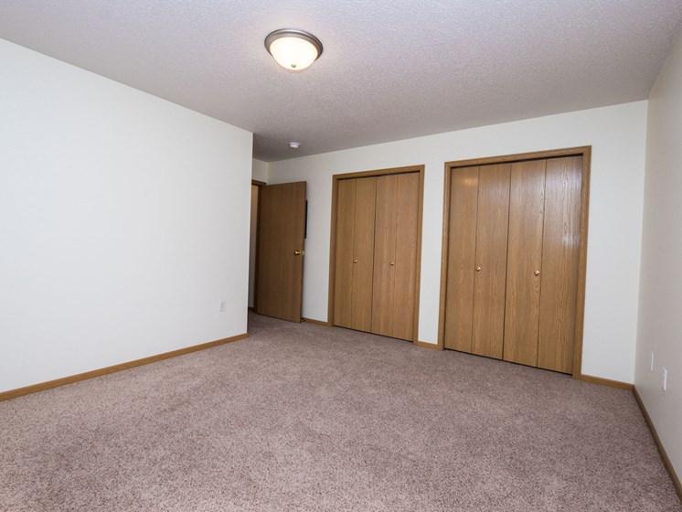 Stonebridge Apartments | 2 Bedroom Plan G | Bedroom
