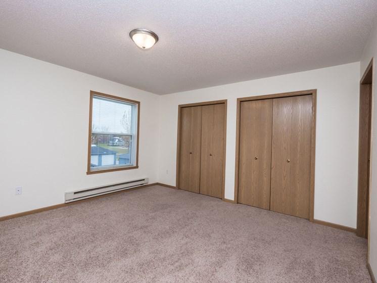 Stonebridge Apartments | 3 Bedroom Plan A | Bedroom