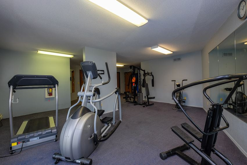 South Pointe Apartments   Fitness Center