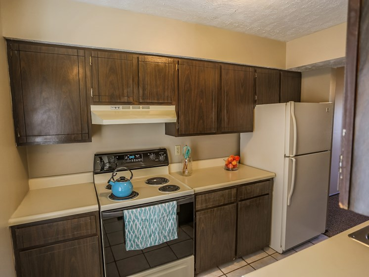 Stony Brook Townhomes   Kitchen