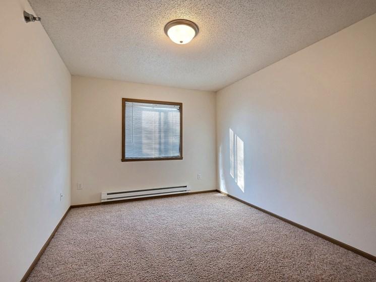 Eagle Run Apartments | 2 Bedroom Plan A | Bedroom