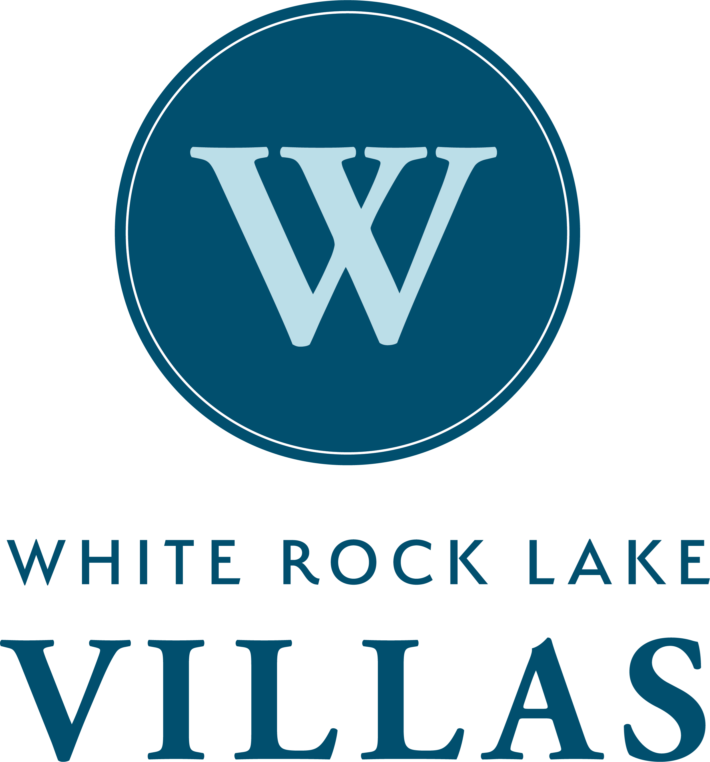 White Rock Lake Apartment Villas Property Logo 62