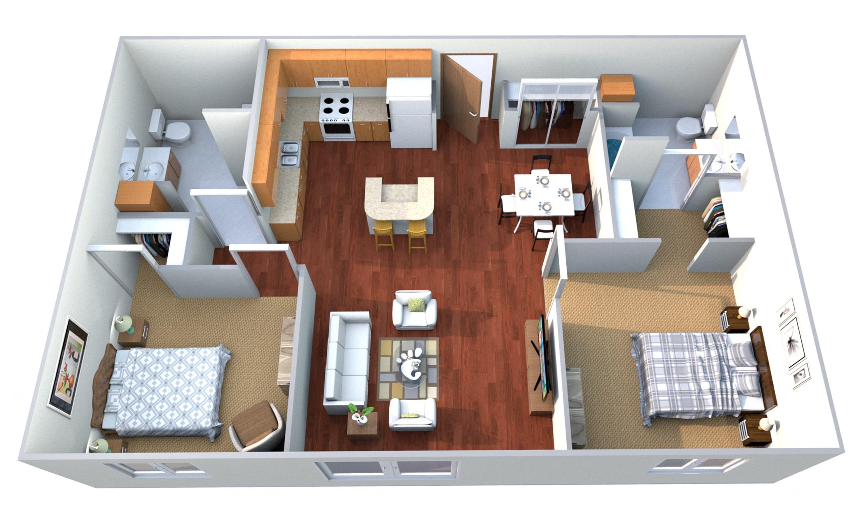 Floor Plans of Pinewood Estates in Zimmerman MN
