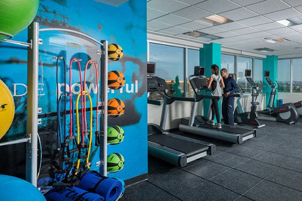 Tenants love Verde Point's state of the art gym