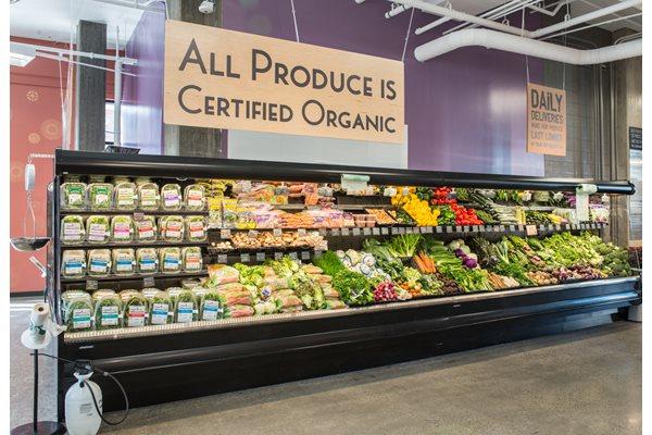 Organic Market at Verde Pointe