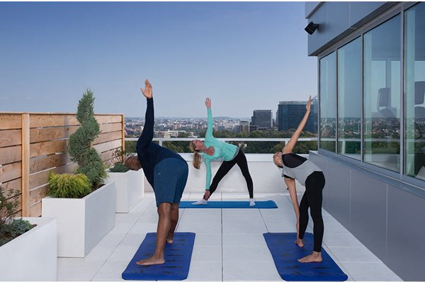 Verde Pointe Outdoor Fitness Studio
