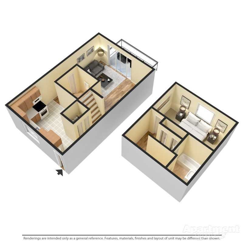 Royal Floor Plan 3