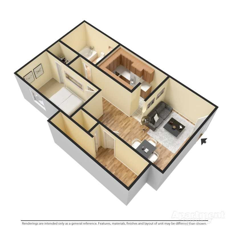 Crown Floor Plan 1
