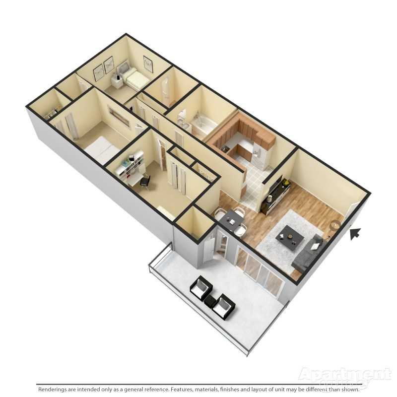 Dynasty Floor Plan 6