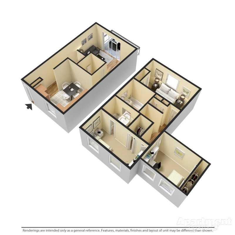 Kingdom Floor Plan 7