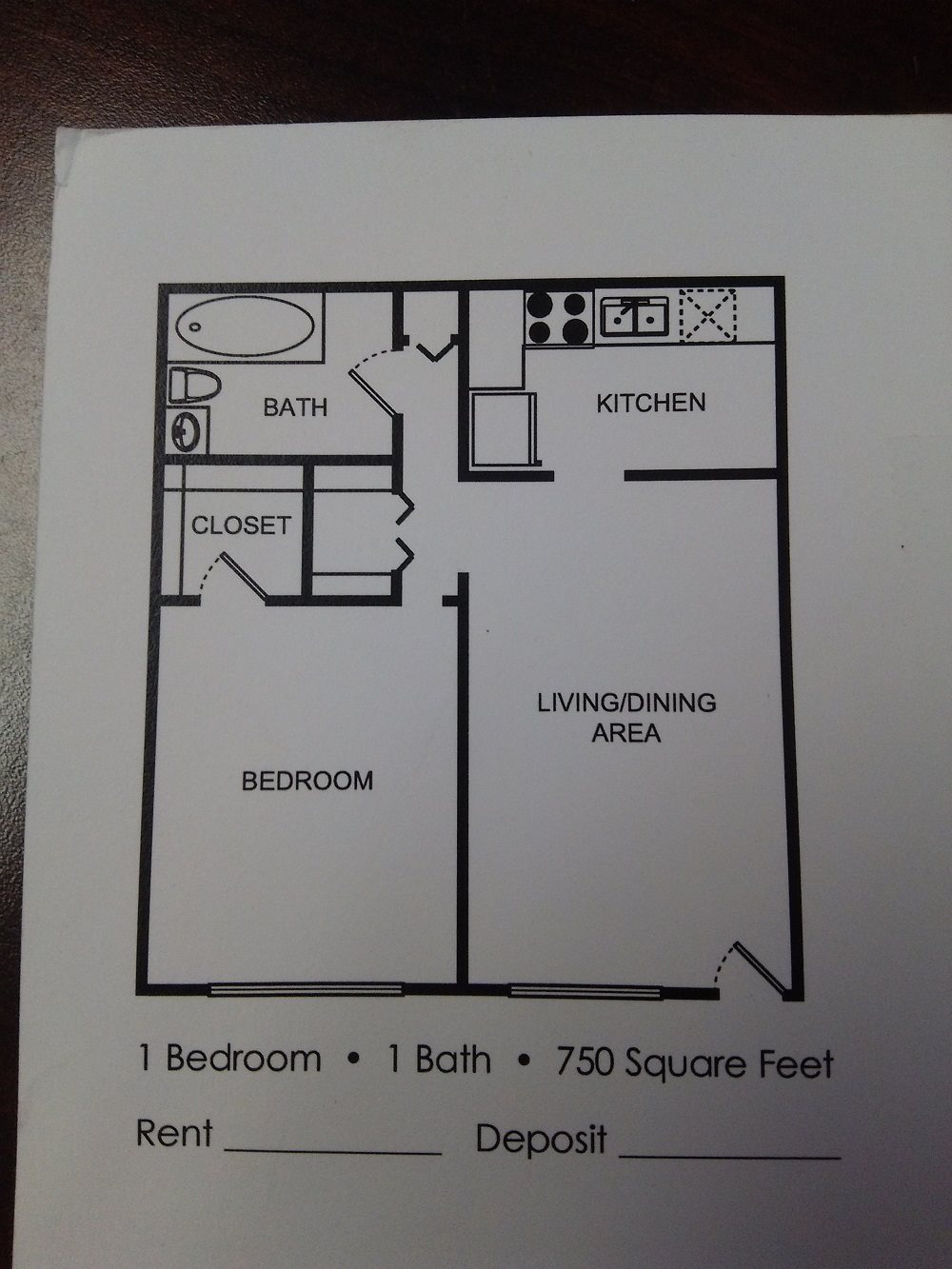 Marigold Floor Plan 1