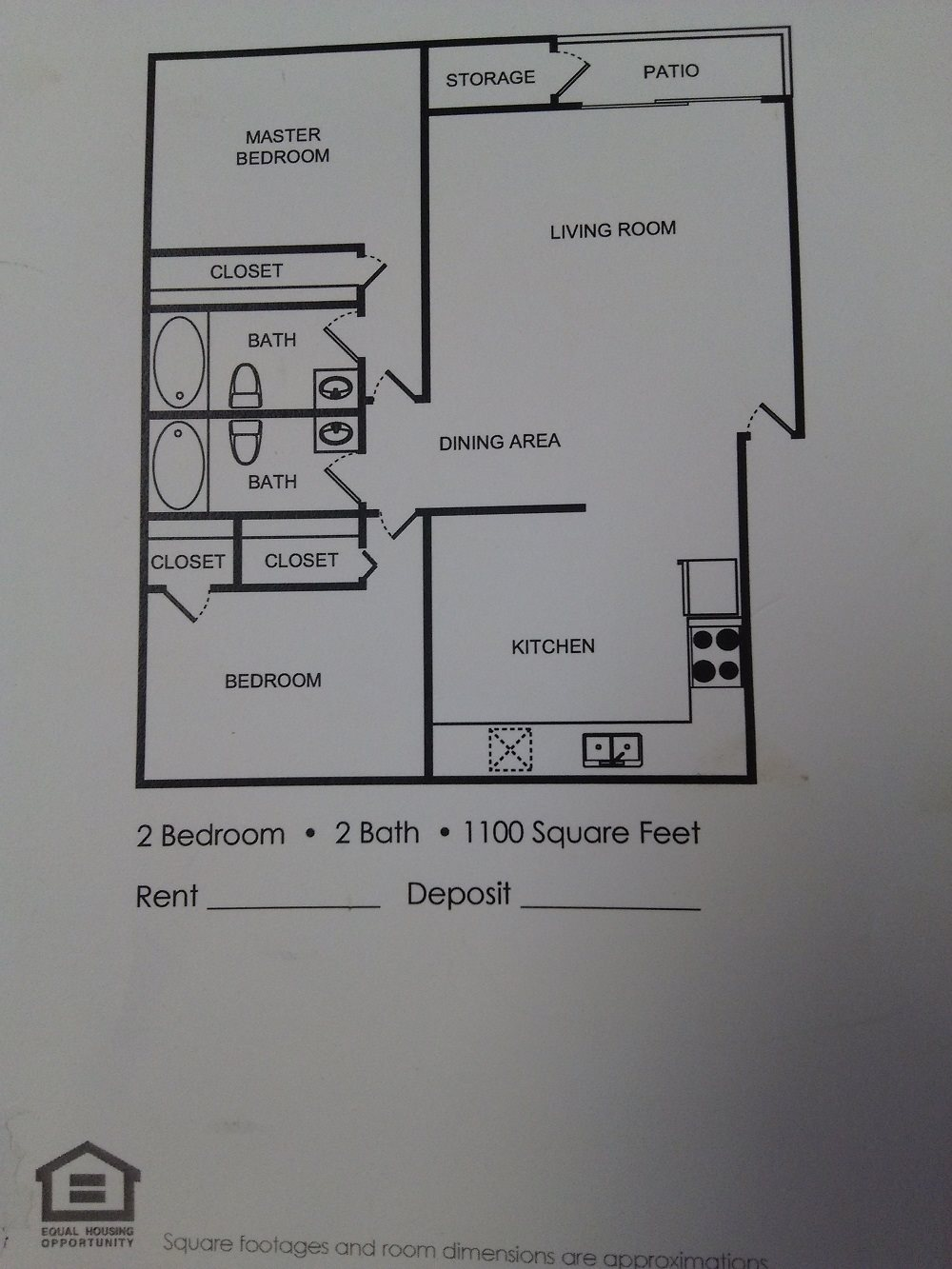 Orchid Floor Plan 4