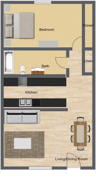 Gilmore Floor Plan 1