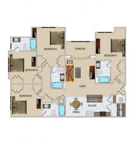 Diplomat Floor Plan 6