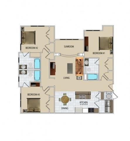 General Floor Plan 5