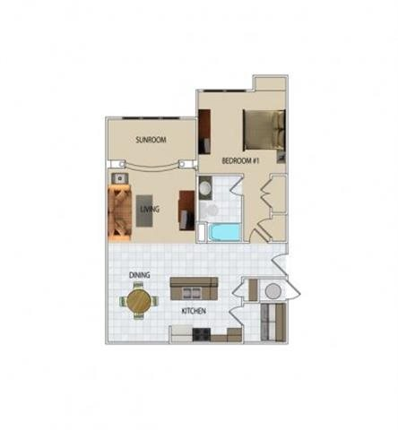 Independence Floor Plan 1