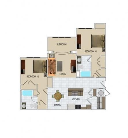 Liberty Floor Plan 2
