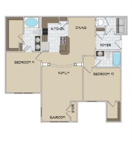 Patriot Floor Plan 3