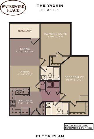 Yadkin Floor Plan 8