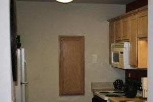 Cleburne Terrace Apartments Kitchen