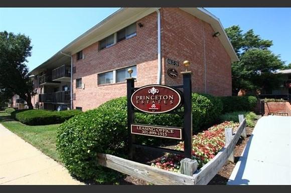 Princeton Estates Apartments Temple Hills Md