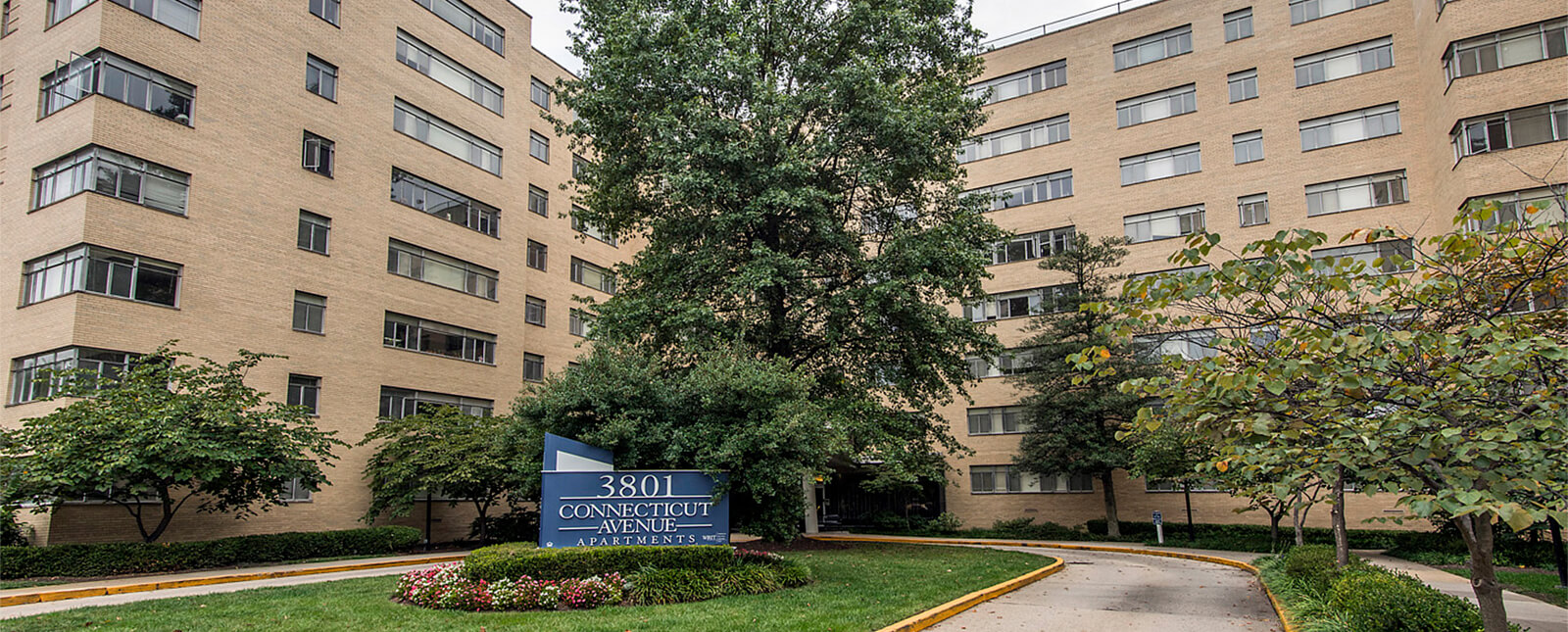 With A Host Of Amenities Right At Your Fingertips 3801 Connecticut Is True Northwest Dc Neighborhood Destination