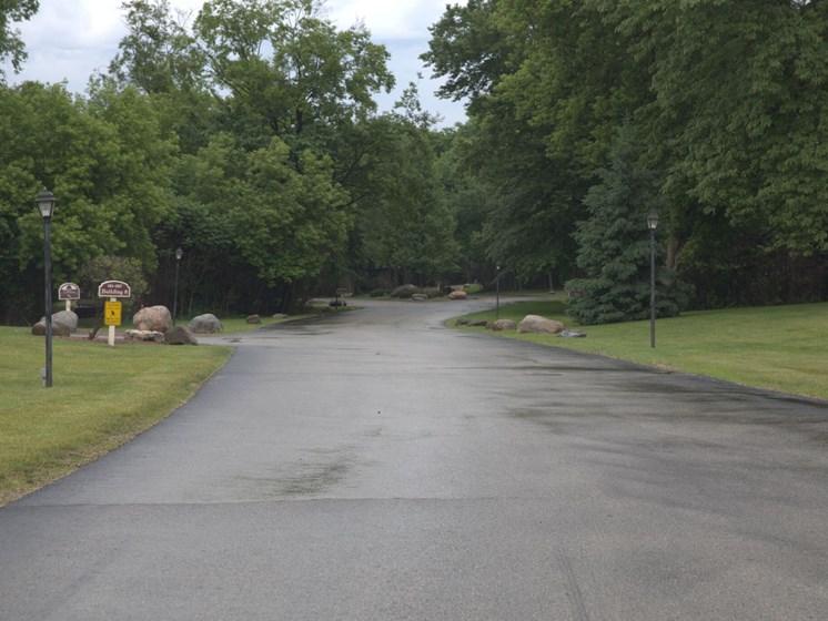 Grass Path at Woodmere Townhomes, Cedarburg