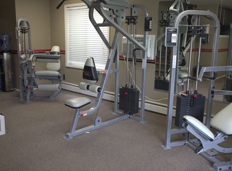 Fitness Retreats at Woodmere Townhomes, Cedarburg