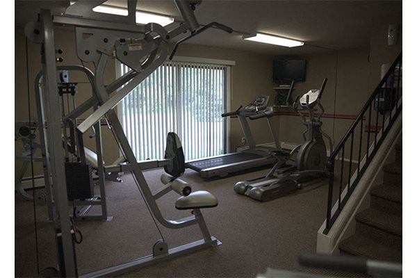 Workout Zones at Woodmere Townhomes, Cedarburg, WI