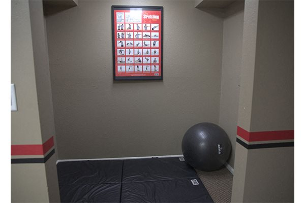 Fitness Equipment  at Woodmere Townhomes, Cedarburg, 53012