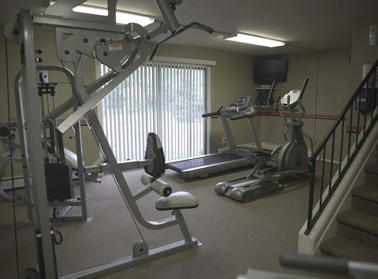 Health and Fitness Center at Woodmere Townhomes, Cedarburg, WI