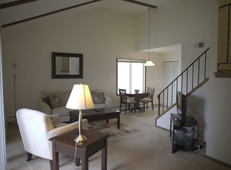 Upgraded Modern Lighting at Woodmere Townhomes, Cedarburg, WI, 53012