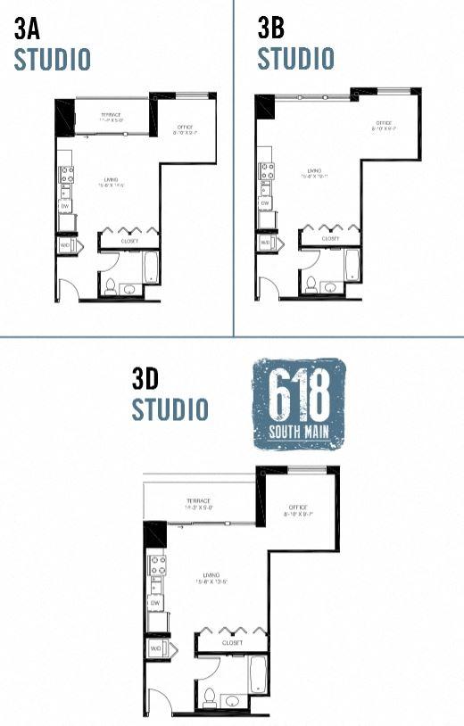 3A/3B/3D -Studio