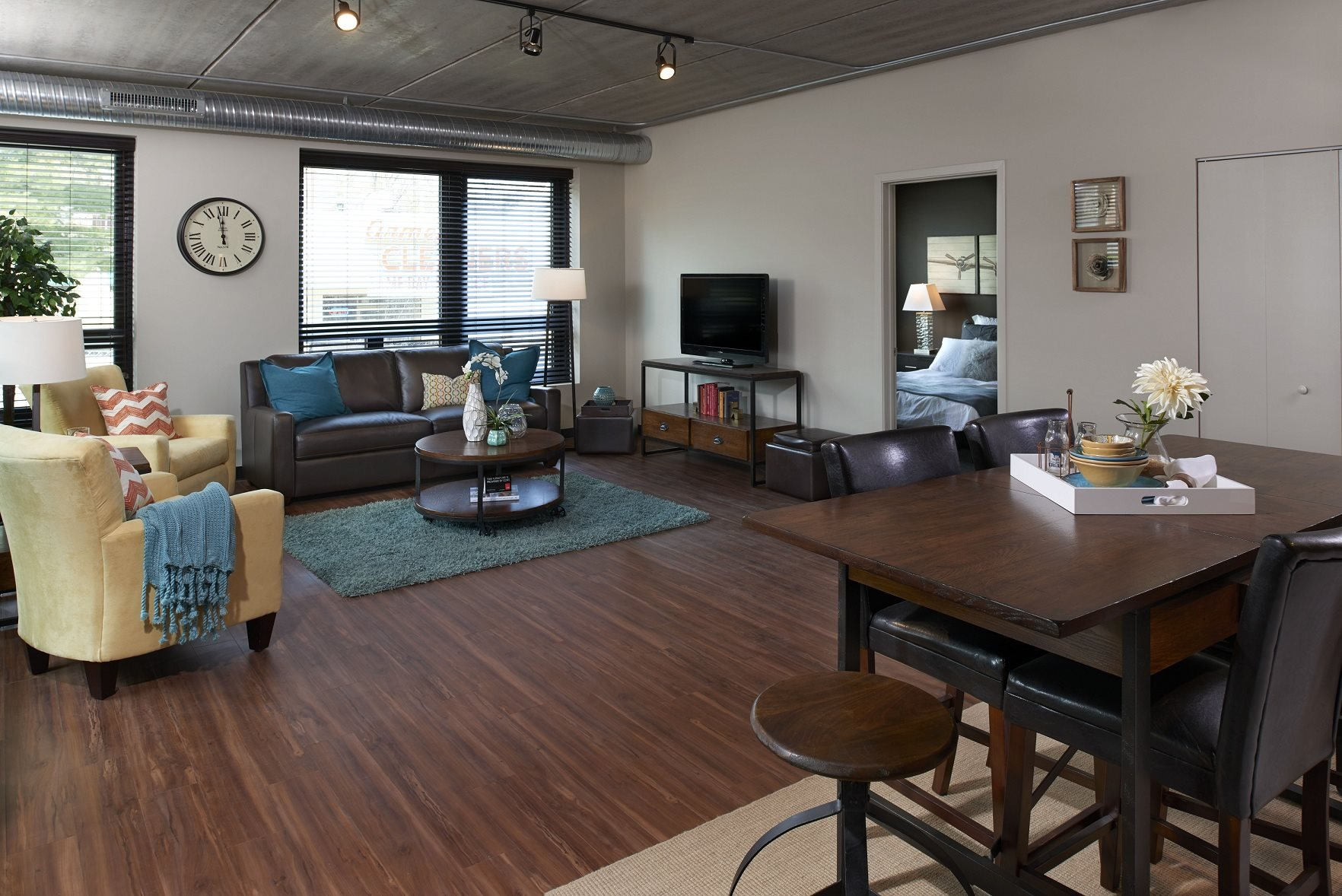 Spacious floor plans, 618 South Main, 48104