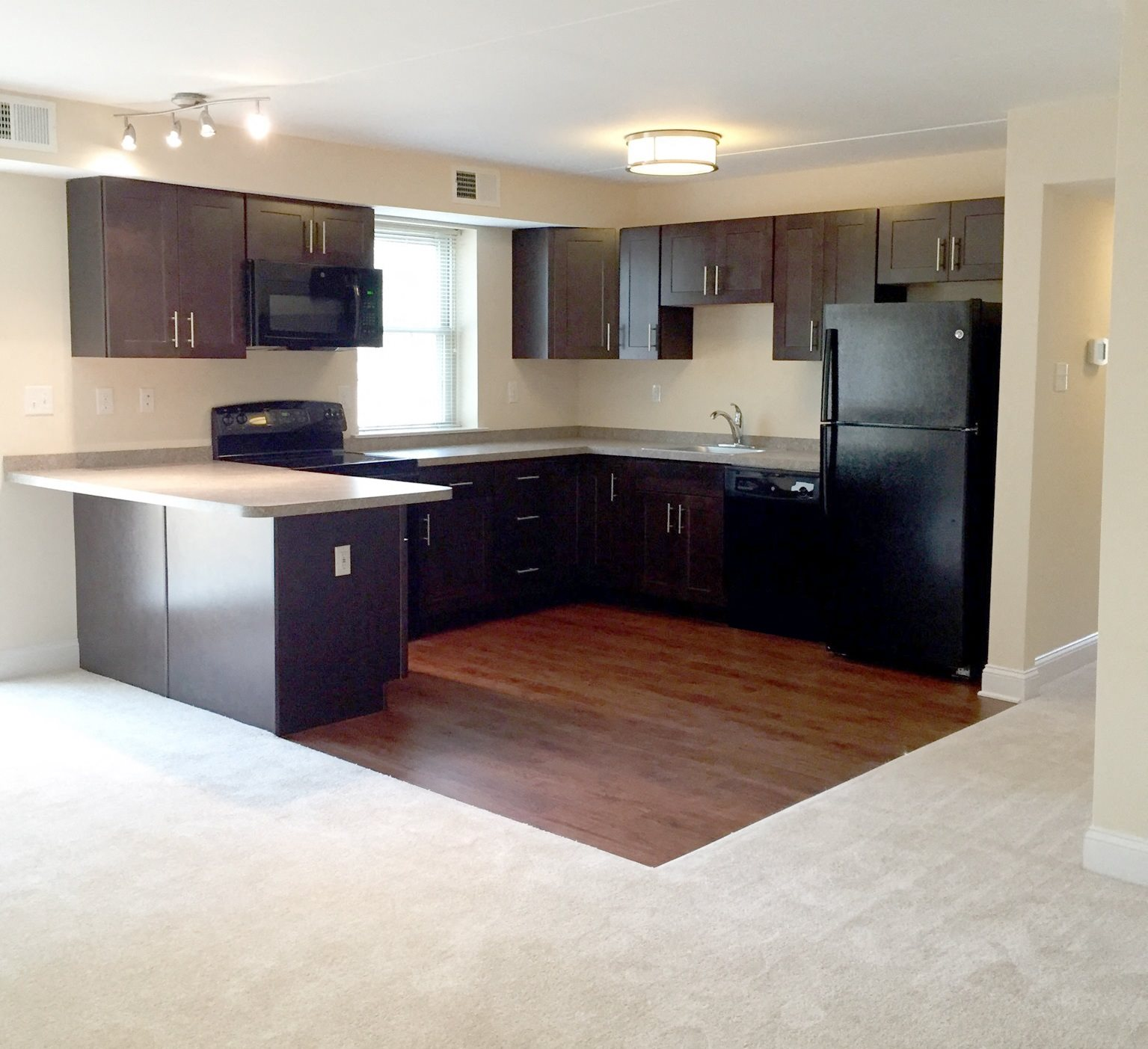 Kitchen in 2 Bedroom at Corner Park, West Chester, PA