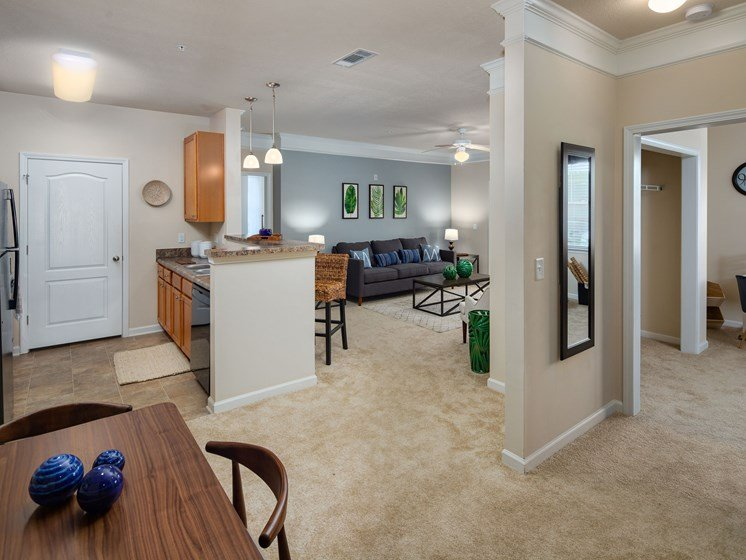 Luxurious Apartment Experiences at Abberly Crossing Apartment Homes by HHHunt, Ladson, SC