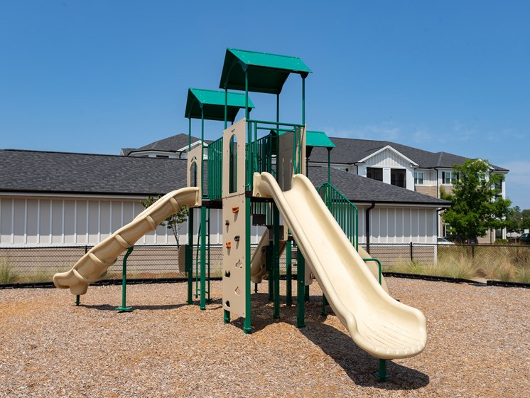 Playing Area at Abberly Crossing Apartment Homes by HHHunt, Ladson, SC, 29456
