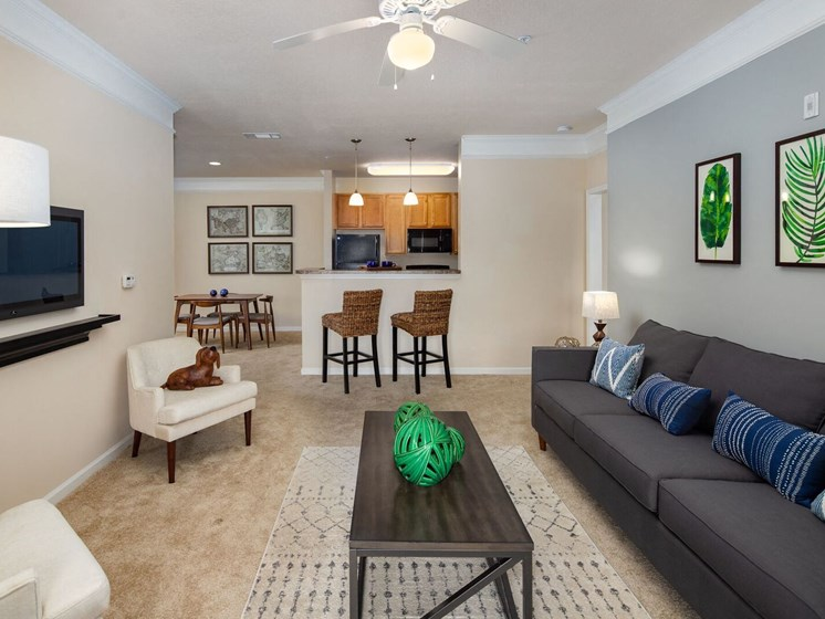 Spacious Apartments at Abberly Crossing Apartment Homes, Ladson, South Carolina
