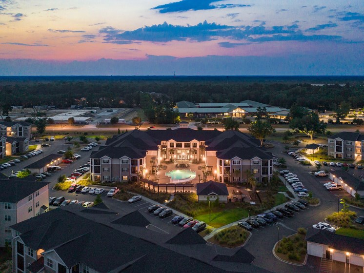 Magnificent View Of Community at Abberly Crossing Apartment Homes, Ladson, 29456