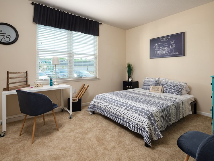 Beautiful Bright Bedroom at Abberly Crossing Apartment Homes, Ladson, SC, 29456