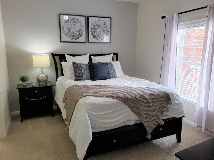 Large Comfortable Bedrooms at Abberly Grove Apartment Homes, Raleigh, NC, 27610