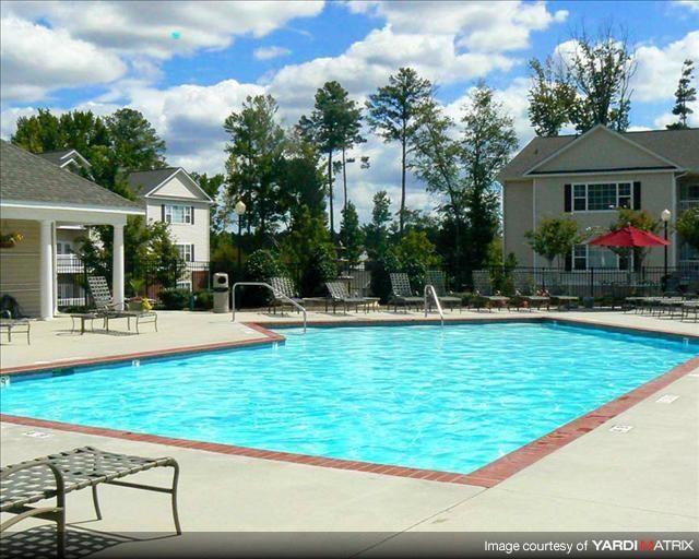Resort-Style Swimming Pools at Abberly Grove Apartment Homes, North Carolina, 27610