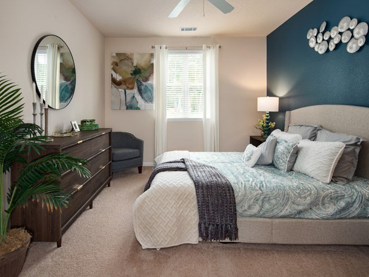 Ceiling Fan In Every Room at Abberly Pointe Apartment Homes, South Carolina