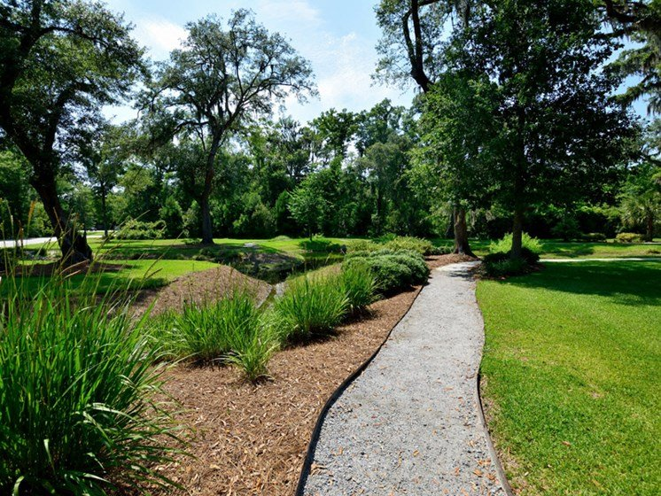 Dog Park for Your Four Legged Friends at Abberly Pointe Apartment Homes by HHHunt, Beaufort, SC, 29935