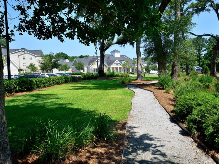 Amazing Outdoor Spaces at Abberly Pointe Apartment Homes by HHHunt, Beaufort, 29935