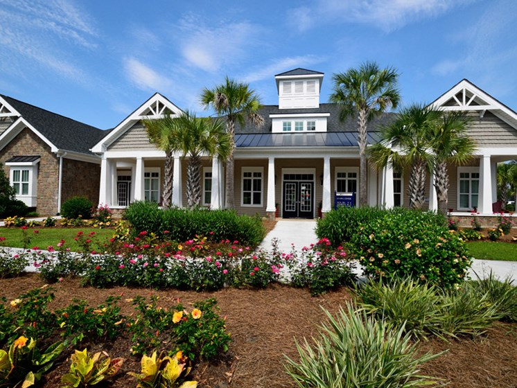 Blooming Gardens at Abberly Pointe Apartment Homes by HHHunt, South Carolina, 29935