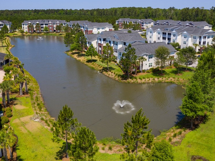 Breathtaking Lake-View at Abberly Chase Apartment Homes by HHHunt, Ridgeland, 29936