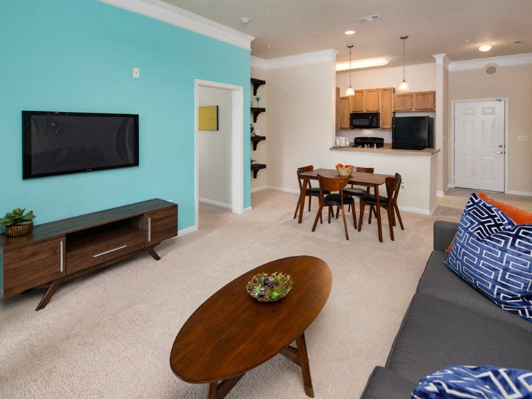 Spacious and Unique Floor Plans at Abberly at West Ashley Apartment Homes by HHHunt, Charleston
